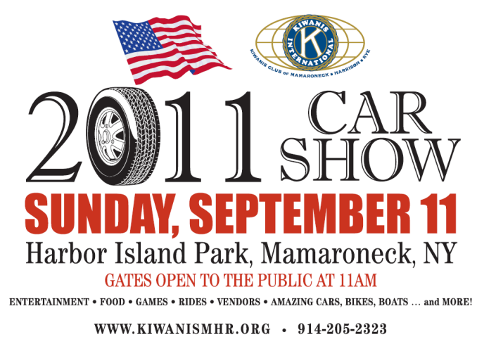 Mamaroneck Harbor Car Show